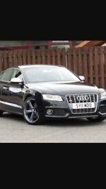 Audi S5 breaking 2012