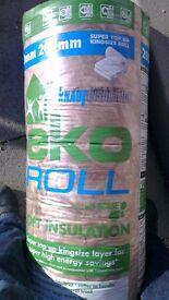 Loft Insulation (4 rolls)