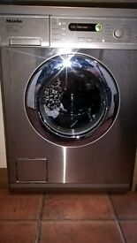 Miele 1400rpm 7kg Washing Machine silver/Stainless Steel