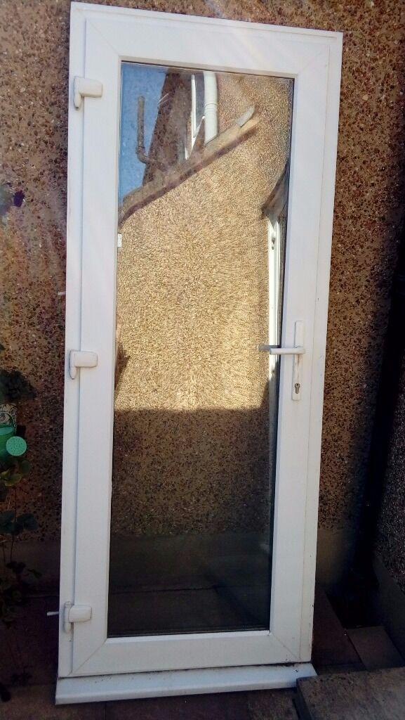 Full Glass Upvc Back Door In Coulsdon London Gumtree