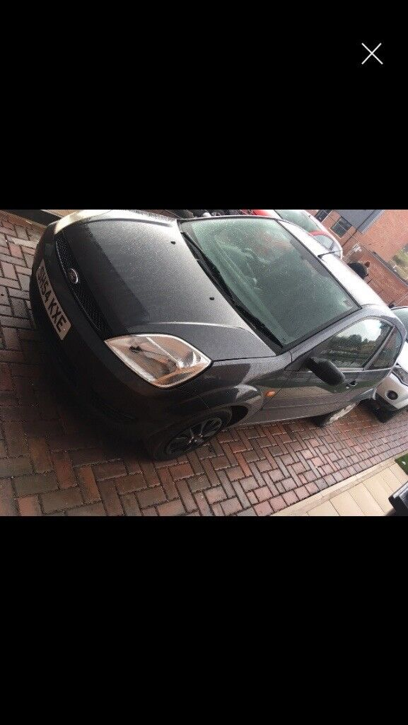 Ford Fiesta .. Cheap Runner.. Low Miles.. Low insurance