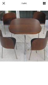Ikea fusion space saving table