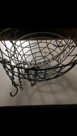 Hanging basket large