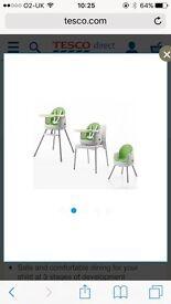 Highchair / chair