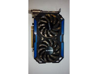 Graphic card GTX 960 Windforce 4gb