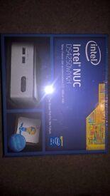 Intel NUC D54250WYKH. Unopened