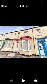 3 bedroom house Lawrence street Stockton