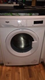 White Bush washing machine- great condition, works perfectly fine.