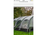 Sun camp crown 390 awning in good condition