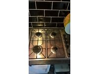 used gas hob