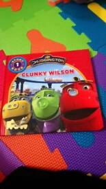 Chuggington book