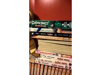Perfect Condition various Manga series for sale.