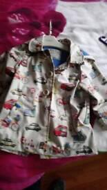Little girls jackets
