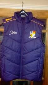 As new padded Gilet- Large