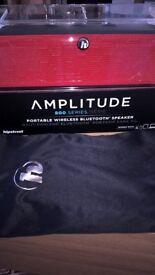 Hipstreet Amplitude portable bluetooth speaker