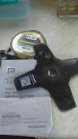 Pro brush cutter/strimmer