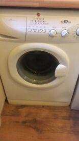 Indesit Fridge freezer & Hoover Washing machine