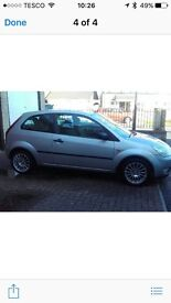 Ford Fiesta flame 1.4 petrol 97000 miles reliable