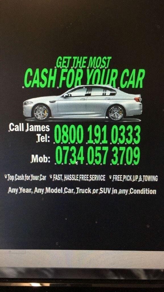 Cash 4 Cars • Unwanted Cars •Unwanted Vans • Trucks •4x4 Top ...