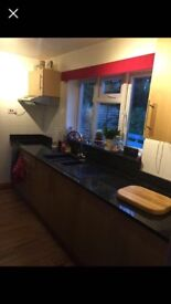 Full complete howdens kirchen with granite worktops