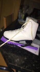 Nevica Figure Skates, Size 7, Fairly good condition