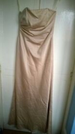 Bridesmaid's dress Size 12