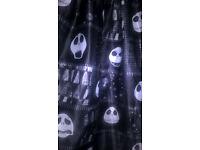 New Nightmare Before Christmas Skater Skirt Size 6-8 Halloween