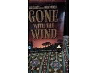 GONE WITH THE WIND - Four-Disc Collectors Edition.