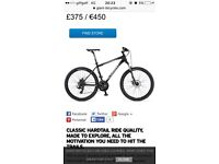 Giant revel 2 2014 mountain bike mint condition like 5 weeks old