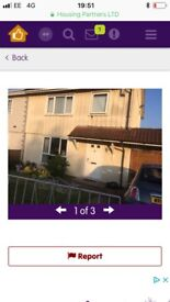 Huge 3 bed corner house in sheldon, serious about swapping