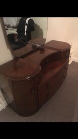 Old school dresser for sale
