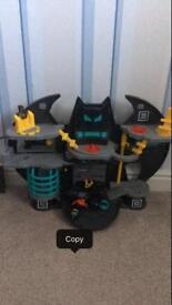 Batman batcave imaginext