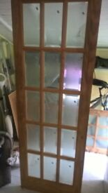 Brand New Pine Interior Door