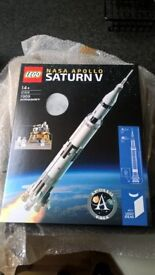 Lego NASA Apollo Saturn V - Brand New - Perfect Condition