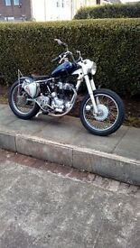royal enfield 500 custom 1992 mot11may 2017,reliable selling due to ill health