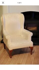 Armchair in need of TLC