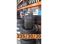235 30 20 VREDESTEIN 5.6mm Fit & Balance