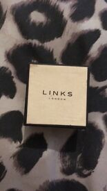 Links of London sterling silver Ring size N £70