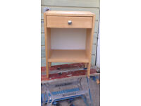 Small project bedside table