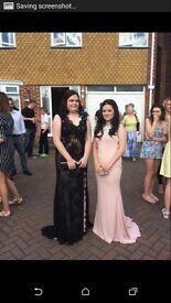 Prom dress worn once