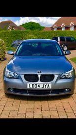 BMW 5 Series 525i 2.5 Petrol Manual