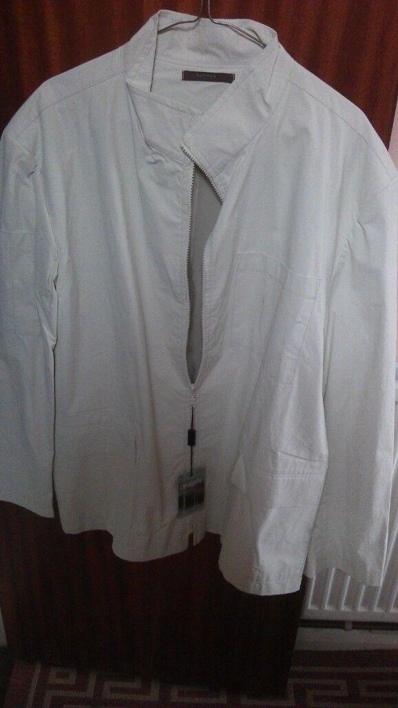 90d6164c3ad Parkes men s casual jacket size L