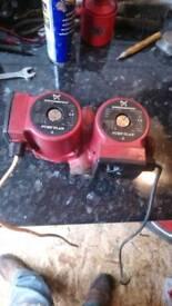 Heating pump plan