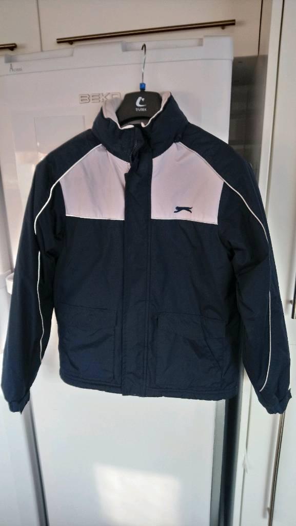 1d200093794a Boys Slazenger Winter Coat 11-12