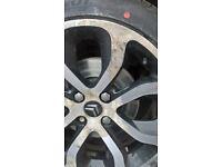 £35 diamond cut alloy wheel refurbishment
