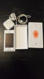 iPhone SE 64GB Rose Gold. ...... Great Bargain