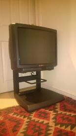 Free to collect TV Sony 25in with original stand
