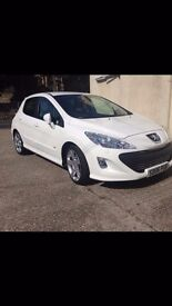 Rare Peugeot 308 GT, Immaculate, low mileage.
