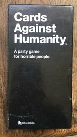 Cards against humanity, UK version