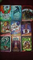 BOOKS Dragons/Knights/science/ASTERIX etc